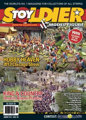 Toy Soldier & Model Figure - Issue 188 (January 2014) free download
