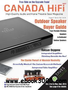 Canada HiFi - August/September 2014 free download