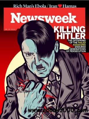 Newsweek - 15 August 2014 free download