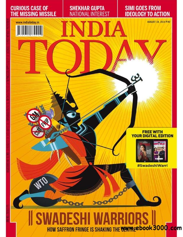 India Today - 18 August 2014 free download