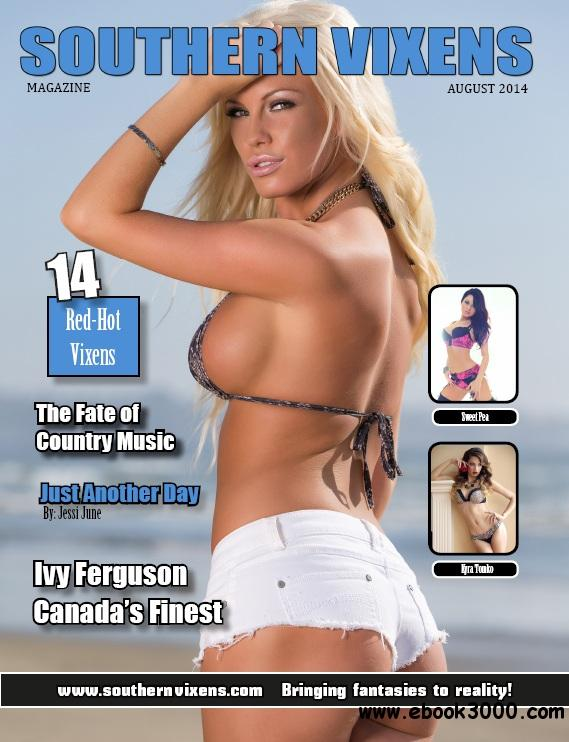 Southern Vixens Magazine - August 2014 free download