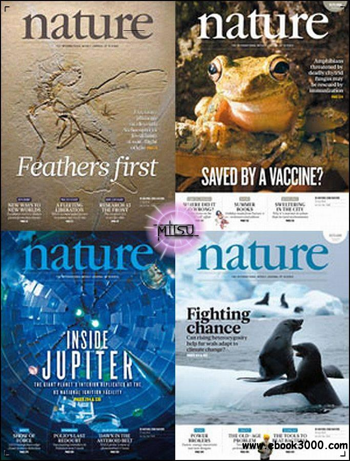Nature Magzine - July 2014 (All Issues) free download