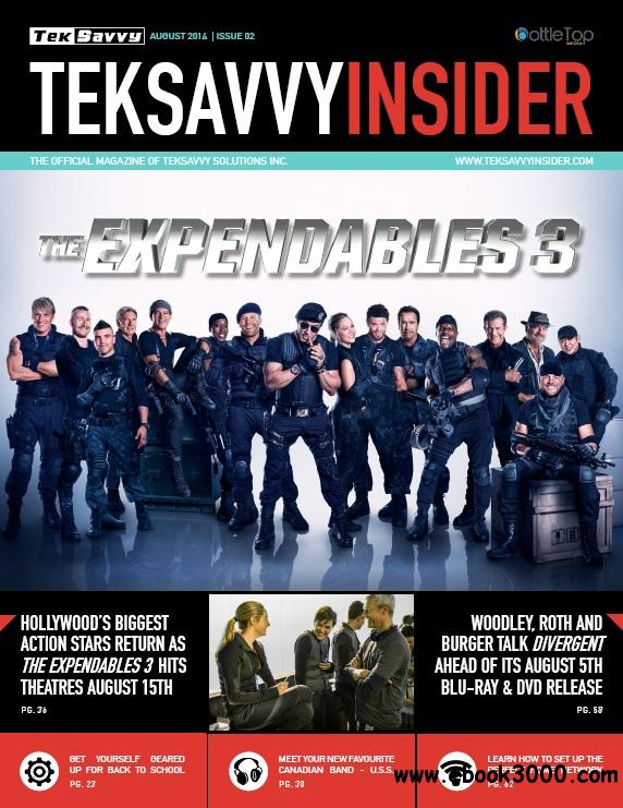 TekSavvy Insider - August 2014 free download