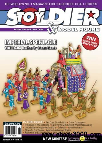 Toy Soldier & Model Figure - Issue 189 (February 2014) free download