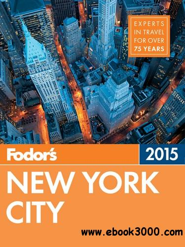 Fodor's New York City 2015 free download