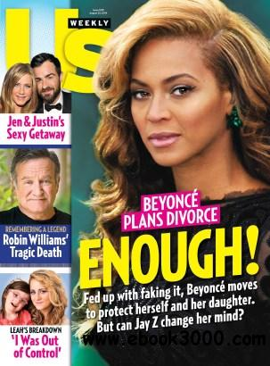 Us Weekly - 25 August 2014 free download