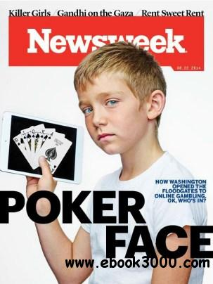 Newsweek - 22 August 2014 free download