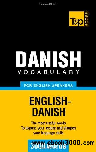 Danish Vocabulary for English Speakers - 3000 Words free download