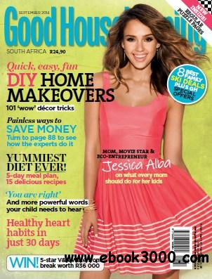 Good Housekeeping South Africa - September 2014 free download