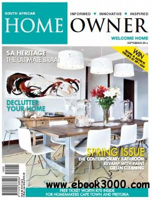 South African Home Owner - September 2014 free download