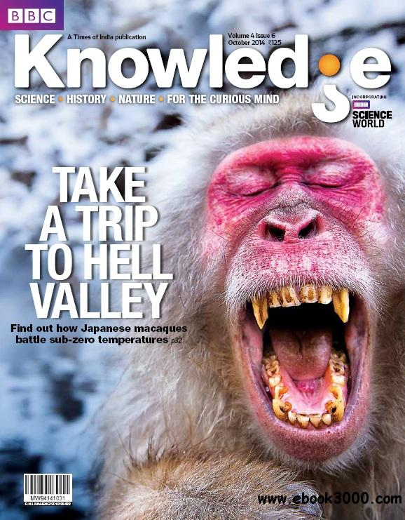 BBC Knowledge India - October 2014 free download