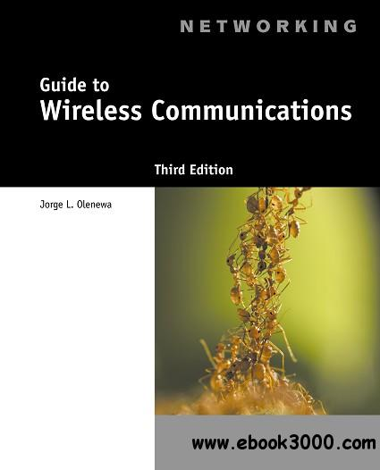 Guide to Wireless Communications, 3rd Edition free download