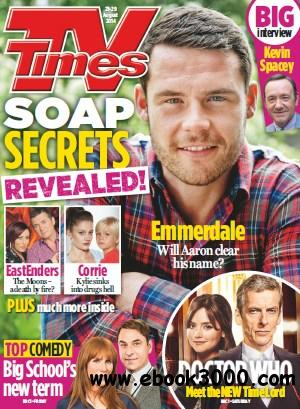 TV Times UK - 23 August 2014 free download