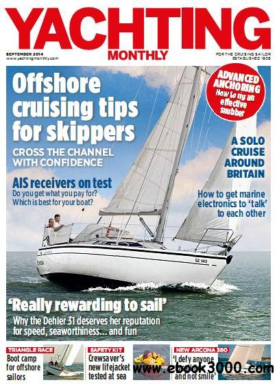 Yachting Monthly Magazine September 2014 free download