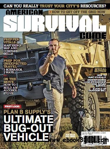 American Survival Guide - September 2014 free download