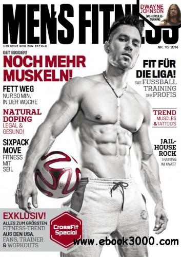 Mens Fitness Germany - Oktober 2014 free download