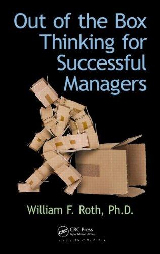 Out of the Box Thinking for Successful Managers free download