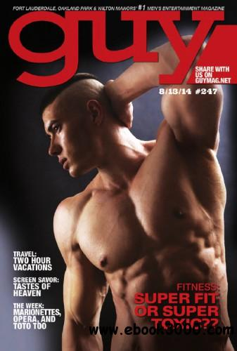 Guy Magazine - 13 August 2014 free download