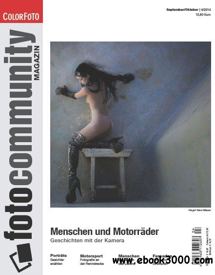Colorfoto Fotocommunity Magazin September Oktober No 04 2014 free download