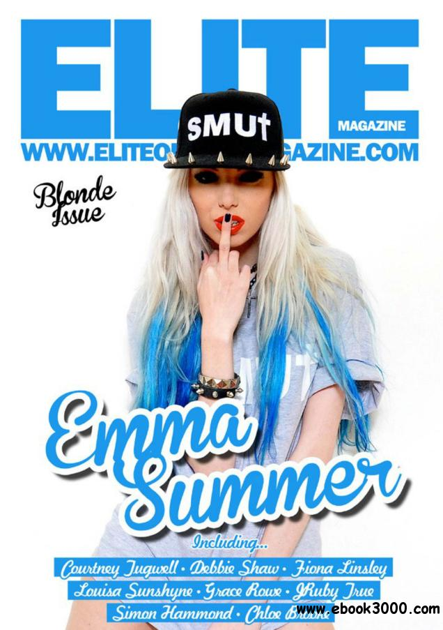Elite - Issue 31 -Blonde Issue - June 2012 free download