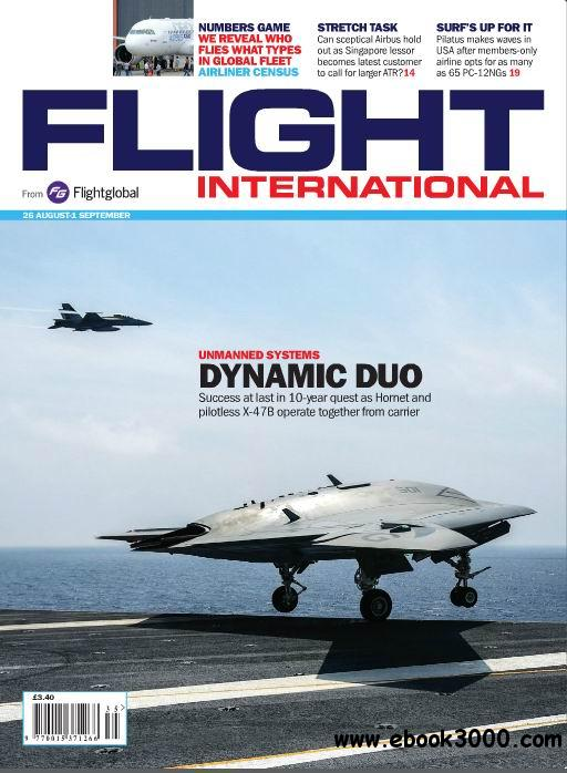 Flight International 26 August - 1 September 2014 free download
