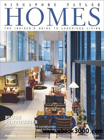 Singapore Tatler Homes Magazine August/September 2014 download dree