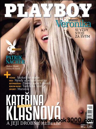 Playboy's Magazine - April 2013 (Czech Republic) download dree