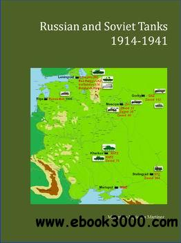 Russian and Soviet Tanks 1914-1941 free download