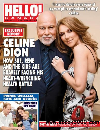 Hello! Canada - 1 September 2014 free download