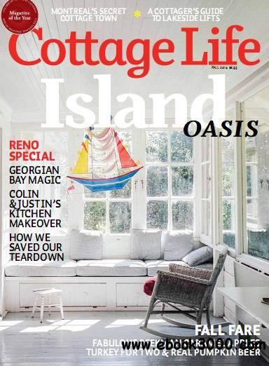 Cottage life magazine fall 2014 free ebooks download Home and cottage magazine