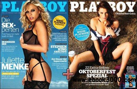 Playboy's Magazine - October 2011 (Germany) free download
