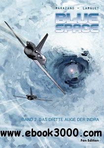 Blue Space - Band 2 - Das Dritte Auge der Indra download dree