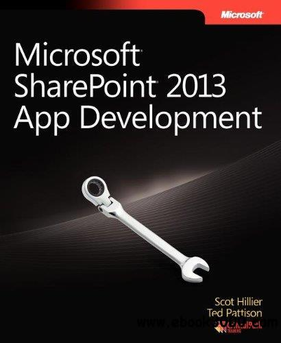 Microsoft SharePoint 2013 App Development free download