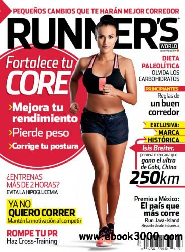 Runner's World Mexico - Agosto 2014 free download