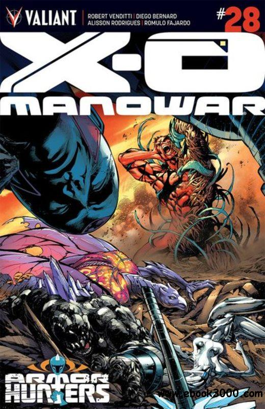 X-O Manowar 028 (2014) free download