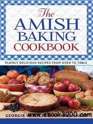 The Amish Baking Cookbook free download