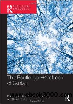 The Routledge Handbook of Syntax free download