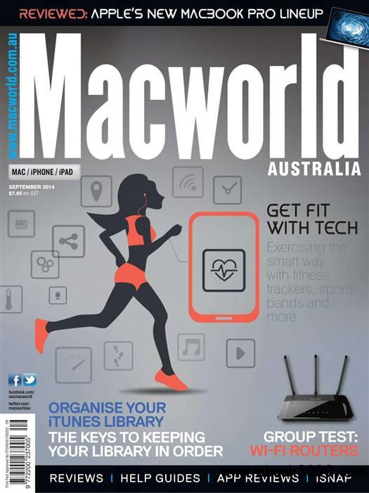 Macworld Australian - September 2014 free download