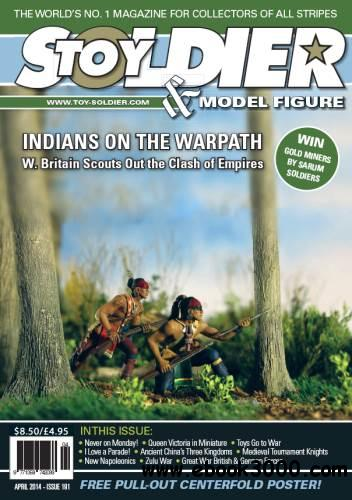 Toy Soldier & Model Figure - Issue 191 (Aprl 2014) download dree