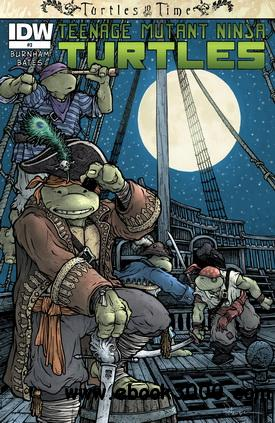 Teenage Mutant Ninja Turtles - Turtles in Time 003 (2014) free download