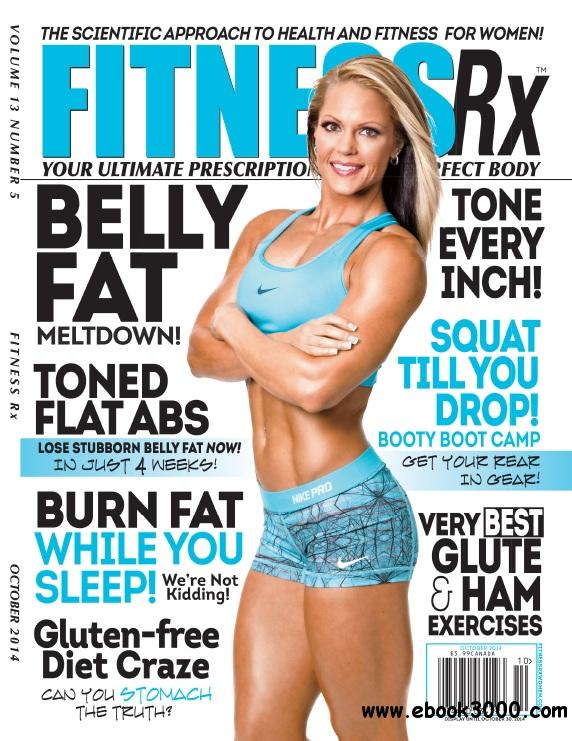 Fitness Rx for Women - October 2014 free download
