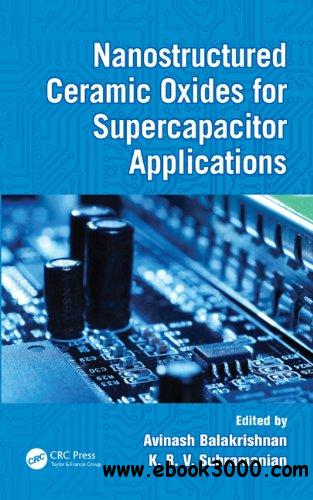 Nanostructured Ceramic Oxides for Supercapacitor Applications free download