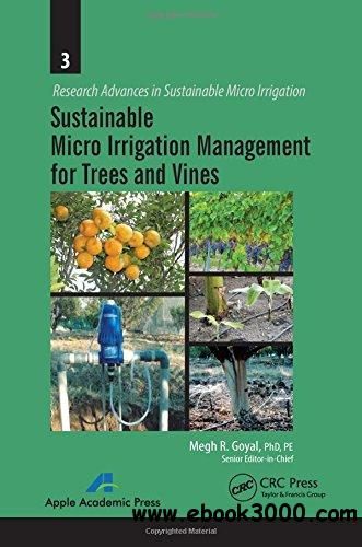 Sustainable Micro Irrigation Management for Trees and Vines free download