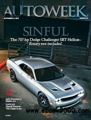 Autoweek - 1 September 2014 free download