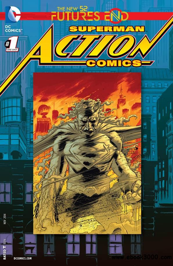 Action Comics v2 Futures End 001 (2014)