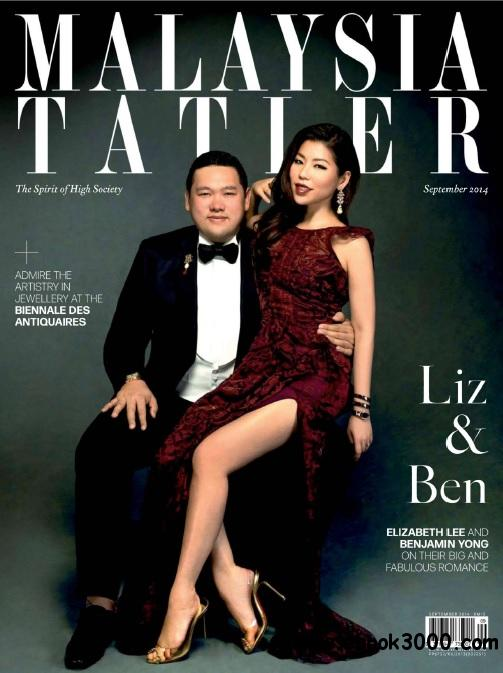 Malaysia Tatler - September 2014 free download