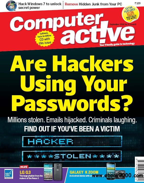 Computer Active India - September 2014 free download