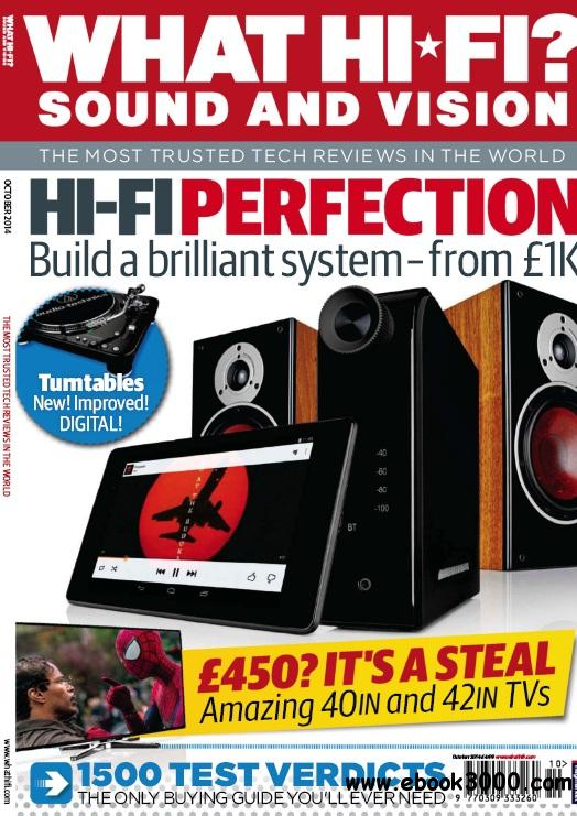 What Hi-Fi Sound and Vision - October 2014 free download
