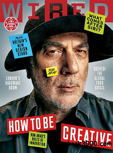 Wired UK - October 2014 free download
