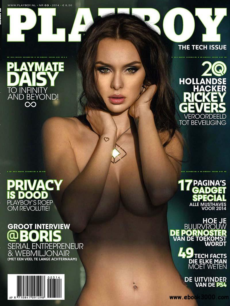 Playboy Netherlands - March 2014 free download